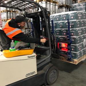 Forklift-Savannah-World-Distribution-Services-WDS
