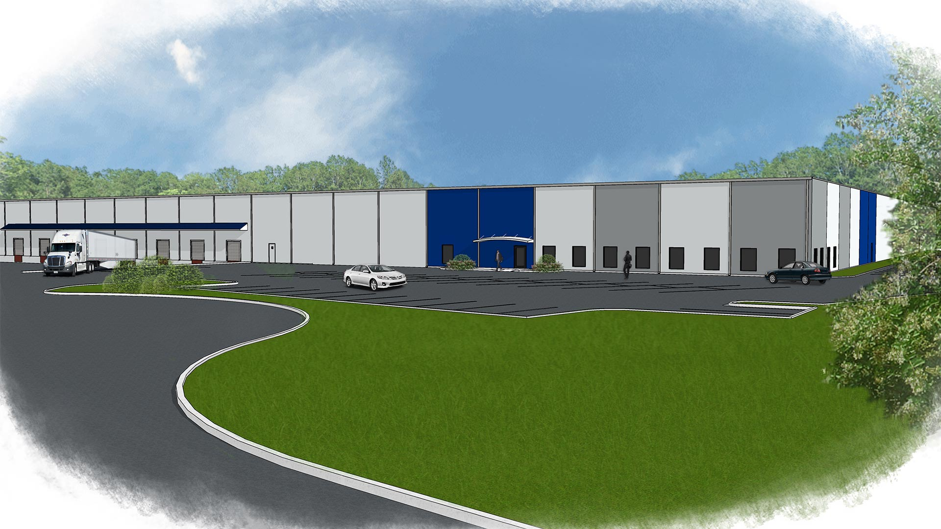 New 315,000 sq ft warehouse and distribution center coming to Norfolk in March 2020