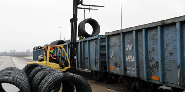 WDS CTF Steel Transloading