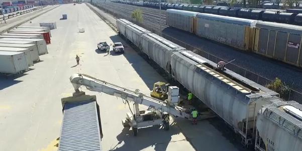 WDS CTF Rail Transloading
