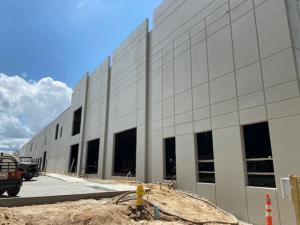 Under Construction: New Distribution Center in Savannah, GA